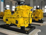 125kVA/100kw Chinese Shangchai Marine Generator with 6135jzcaf Engine