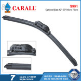 Carall S991 Canton Fair Original Type Auto Spare Parts 2017 Car Accessories OEM Quality Windshield Flat Soft Wiper Blades