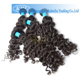 5A Remy Curly Tape Hair Extensions Adhesive