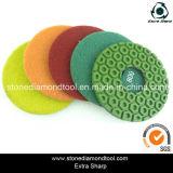 4 Inch Resin Bond Epoxy Diamond Floor Polishing Pads