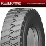 Pneumatic Nylon Forklift Tire From China (500-8)