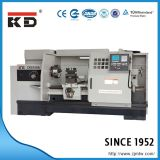 Big Bore Flat Bed CNC Cutting Lathe Ck-6180A/1500