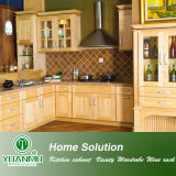 Best Selling Maple Wooden kitchen Cabinet (TNX-001)