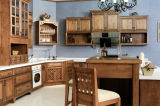 Maple Wooden Designed Kitchen Furniture