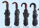 Manual Open 3 Fold Umbrella (JY-24)