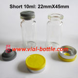 10ml Injection Oil Bottle with 20mm Crimp Top
