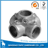 Malleable Iron Pipe Fittings, Four Way Fitting
