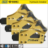 Hydraulic Breaker for 14tons Excavator for Concrete Road Demolition