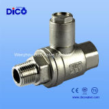Stainless Steel 2PC Ball Valve Protective Sleeve