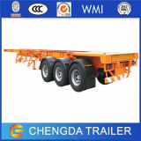 Container Chassis Skeletal Trailer with Factory Wholesale Prices