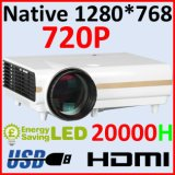 Business Presentation 720p LED DLP Projector