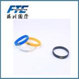 Fashion Rainbow Silicone Wristband for Kids