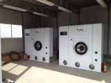 Washing Capacity 6kg to 30kg Dry Cleaning Equipment