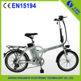 Shuangye Green Power Litnium Battery Folding Electric Bike