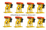 Downhole Screw Pump Well Pump Vertical Ground Driving Device 22kw