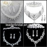 Bridal Accessories Jewellery Crystals Wedding Necklace Earings Crown Tiara Sv1021