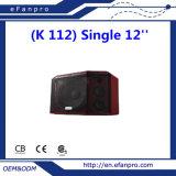 Dependable Performance (K 112) Single 12′′ Audio Equipment Karaoke System Professional Speaker