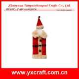 Christmas Wine Bag Decoration Commercial Christmas Decoration New Christmas Products