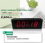 [Ganxin] Small LED Wall Clock for Meeting Room