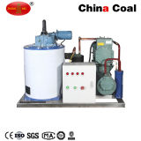 Commercial Air-Cooled Flake Ice Maker Evaporator Machine