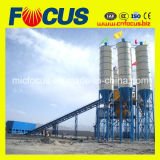 Hzs60 Concrete Batching Plant with 60m3/H Batching Performance