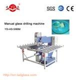 Semi-Auto Double Heads Glass Drilling Machine