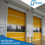 Automatic High Speed Roller up Garage Door/Folding Door/Stacking Door, Fast Roll up Door, Rapid Roller up Door