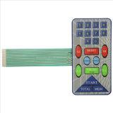 Manufactor Film Customized Keyboard Panel Membrane Switch