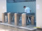 Semi-Auto 304 Stainless Steel Smart Tripod Turnstile Barrier Gate (Yet-S212)