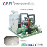Water Cooled Commercial Flake Icee Machine with 1 Ton ~ 60 Tons / Day