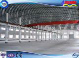 Steel Structure with High Quality Steel Frame for Workshop/Warehouse (SSW-004)