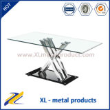 Hot Sale New Design Rectangular Luxury Dining Table