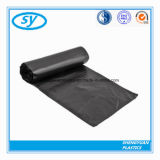 Strong Black PE Material Garbage Bags