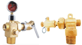 Ig-541 Fire Suppression System -Pneumatic Cylinder Valve