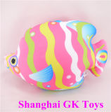 Fish Toy Colorful Fish Microbeads Toys Microbeads Pillow