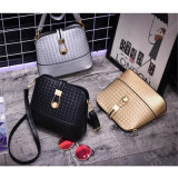 New Braided Shell Bag/Mini Handbag /Shoulder Bag Ladies Fashion (GB#196)