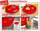 New! Plastic Kitchenware Utensils with 12 Functions (LS-5005)