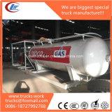 Carbon Steel Oil Storage Tank Fuel Tank LPG Gas Cylinder Filling Station