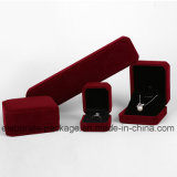 Hanndmade Luxury Velet Jewelry Box Wholesale Jewelry Case