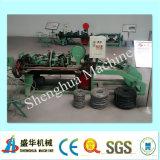 Galvanized/ PVC Coate Razor Wire Weaving Machine