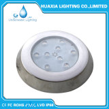316 Stainless Steel Multicolor Wall Mounted Swimming Pool Light LED