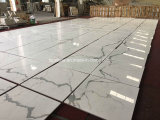 Natural White Marble Slab Tile for Project Decoration