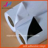 White Economic PVC Self Adhesive Vinyl for Car Body