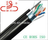 Outdoor Ftpcat6 +1.3steel Message/Computer Cable/ Data Cable/ Communication Cable/
