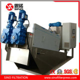 Best Quality Screw Filter Press for Oil Sludge Dewatering