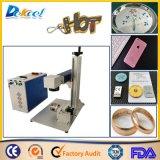 20W Portable Fiber Laser Marking Maachine Laser Marker Rotary Device