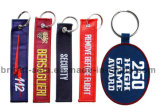 Wholesale Fabric Cloth Embroidery Keychain (BYH-101085)