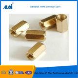 Precision Brass Hexagon Lock Nut