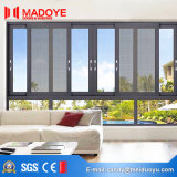 Latest Metal Frame House Window in Aluminum Profile in Foshan