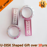 Clock Ring Metal USB Pendrive for Promotional Gift (YT-3277)